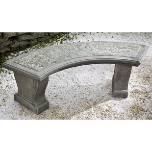 Hae Curved Leaf Bench