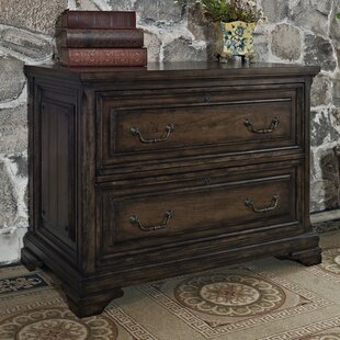 San Andorra 2 Drawer Lateral File by