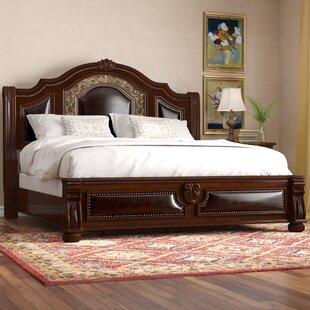 Great Price Barrus Upholstered Platform Bed ByAstoria Grand