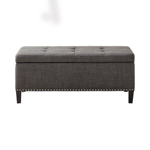 Bretton II Tufted Top Storage Ottoman by Alcott Hill
