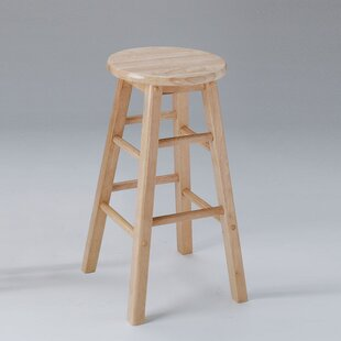 Hilyard 29 Bar Stool (Set of 2) by Red Barrel Studio