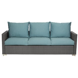 Mcmanis Patio Sofa with Cushion