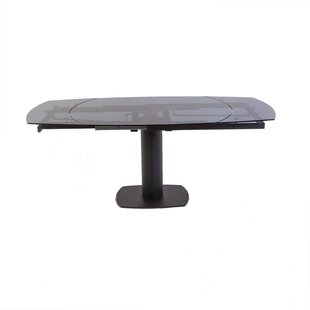 Delmoe Extendable Dining Table by Latitud..