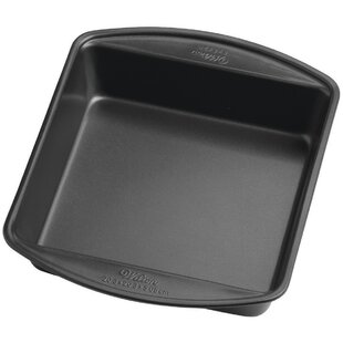 Non-Stick Square Perfect Results Cake Pan