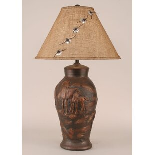 Coast Lamp Mfg. Rustic Living 30.5