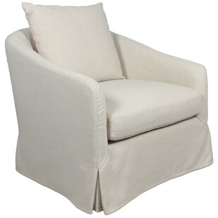 Sarreid Ltd Miranda Swivel Lounge Chair