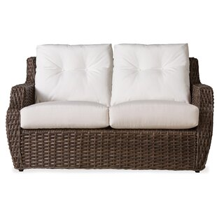 Lloyd Flanders Largo Loveseat with Cushions