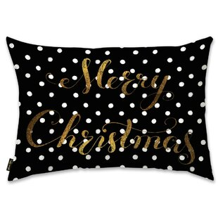 Merry Dots Lumbar Pillow