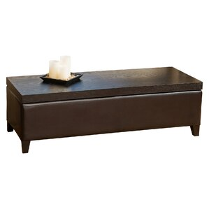 Slavin Storage Ottoman by Home Loft Concepts