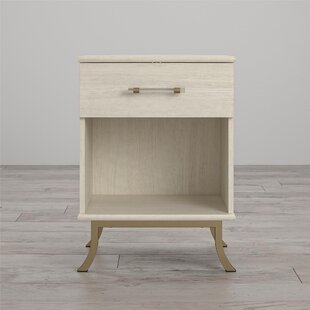 Monarch Hill Clementine 1 Drawer Nightstand by Little Seeds
