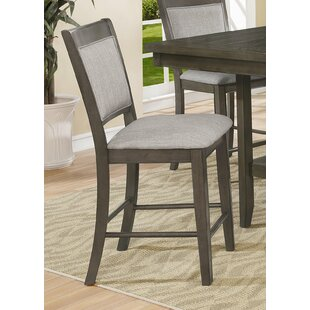 Lolita Upholstered Dining Chair (Set of 2) Gracie Oaks