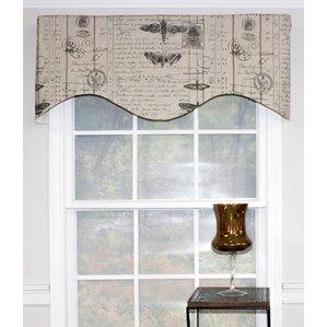 Designer Kitchen Curtains kitchen curtains you'll love | wayfair