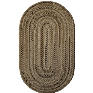 Zariah Sand Castle Brown Indoor/Outdoor Area Rug