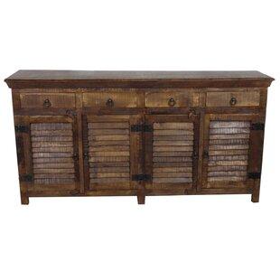 Drummond 4 Drawer Sideboard