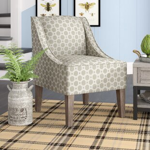 Lark Manor Tidiane Slipper Chair