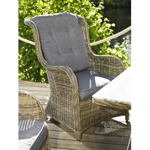Garden Chair With Cushion By Sol 72 Outdoor