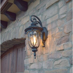 Best Reviews Macomber Outdoor Wall Lantern By Astoria Grand
