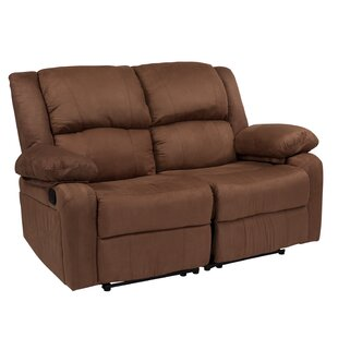 Shop Chalfont Reclining Loveseat by Winston Porter
