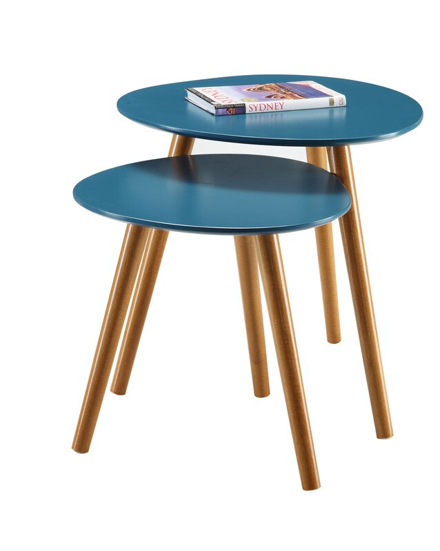 Phoebe 2 Piece Nesting Tables