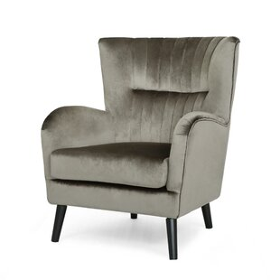 Winterburn Wingback Chair by Mercer41