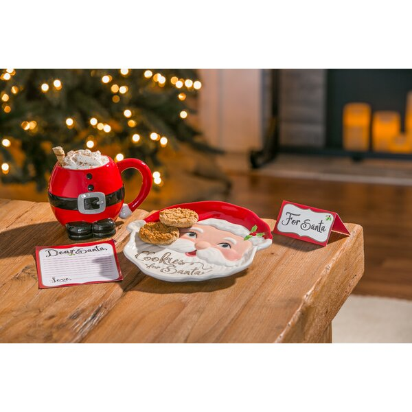 Cookies For Santa Gift Set Wayfair