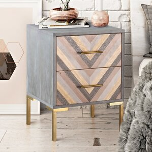 Kelly EndTable by Ivy Bronx