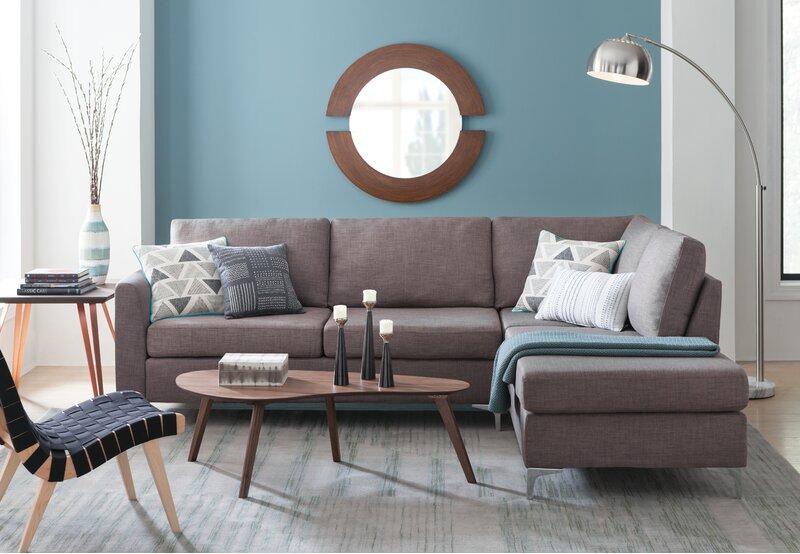 Caruso Lounge Chair Reviews Allmodern