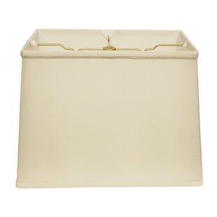 16 Silk/Shantung Rectangular Lamp Shade