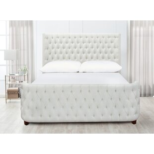 Janiyah Upholstered Panel Bed by Willa Arlo Interiors
