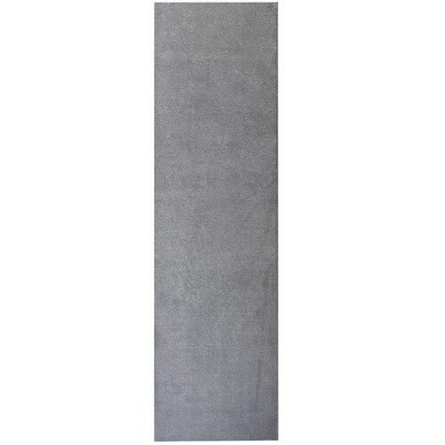 Kimbrell Grey Rug Mercury Row Rug size: Runner 67 x 550cm