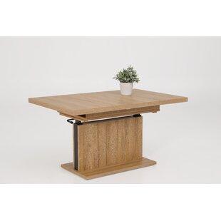 Salazar Height-adjustable Coffee Table By Mercury Row