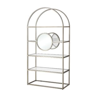 Shelbyville Etagere Bookcase