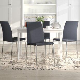 Kilmer Upholstered Dining Chair (Set Of 2) By Metro Lane