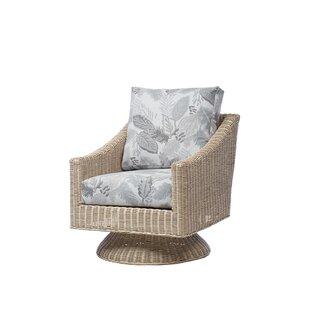 Lomond Swivel Armchair By Beachcrest Home