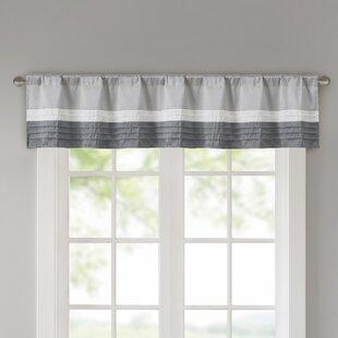 Living Room Window Valances | Wayfair