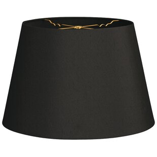 Tapered 18 Shantung Empire Lamp Shade