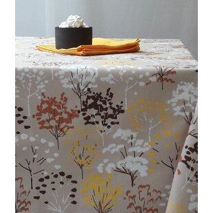 Tree Rectangular Tablecloth By Fleur De Soleil