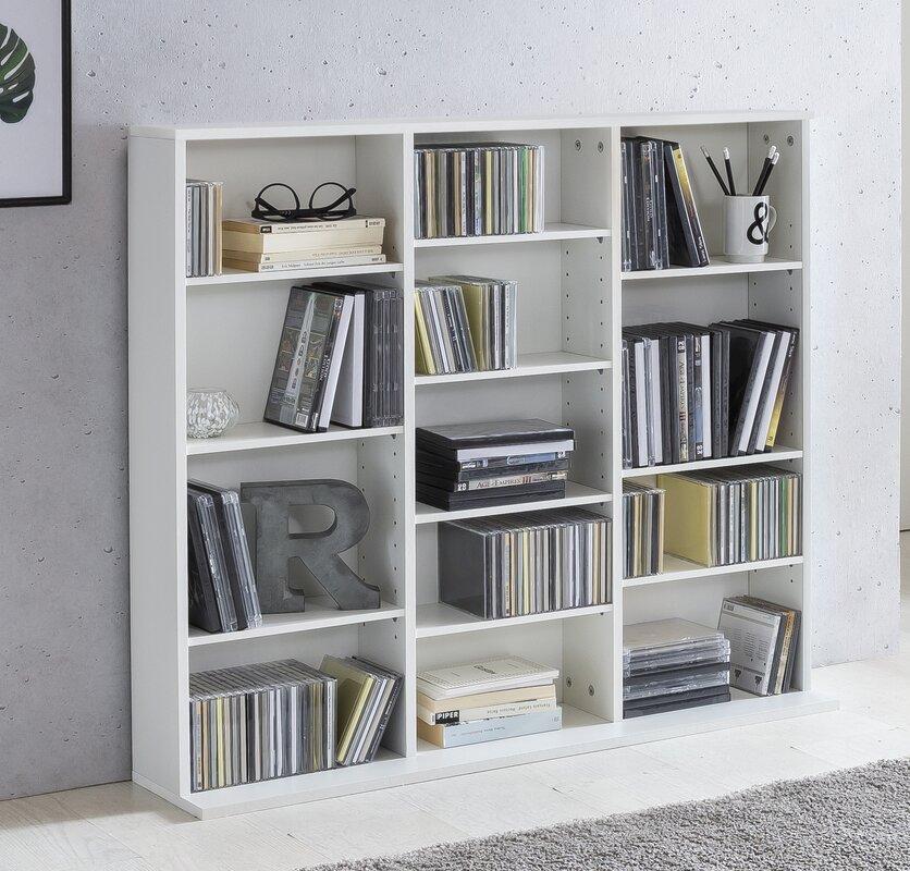 charlton home aufbewahrungsregal willow bewertungen. Black Bedroom Furniture Sets. Home Design Ideas