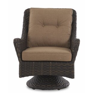 Fleur De Lis Living Rouse Patio Chair wit..