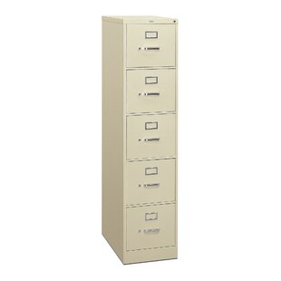 310 Series 5-Drawer Vertical File