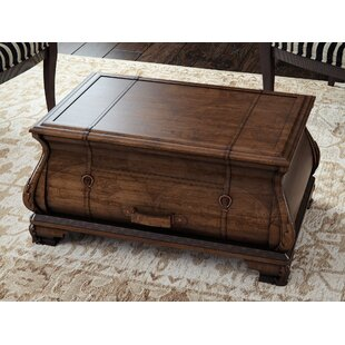 Kaya Bombe Coffee Table Trunk