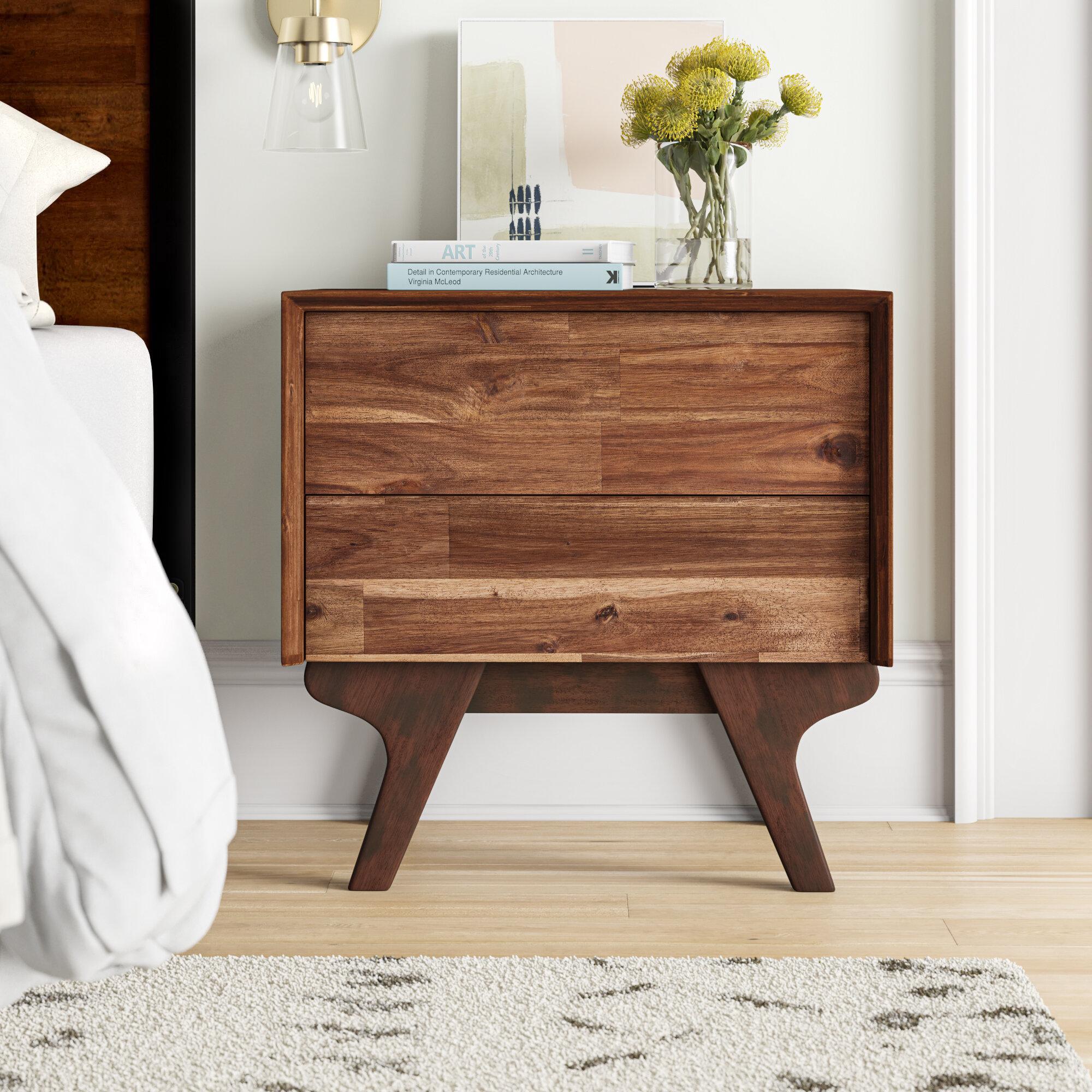 Belmar 11 Bed Nightstands You Ll Love In 2021 Wayfair
