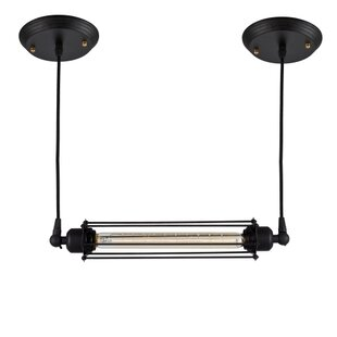 Williston Forge Camile 1-Light Kitchen Island Pendant