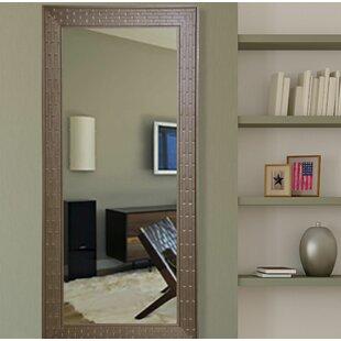 Laurel Foundry Modern Farmhouse Bricks Tall Bathroom/Vanity Mirror