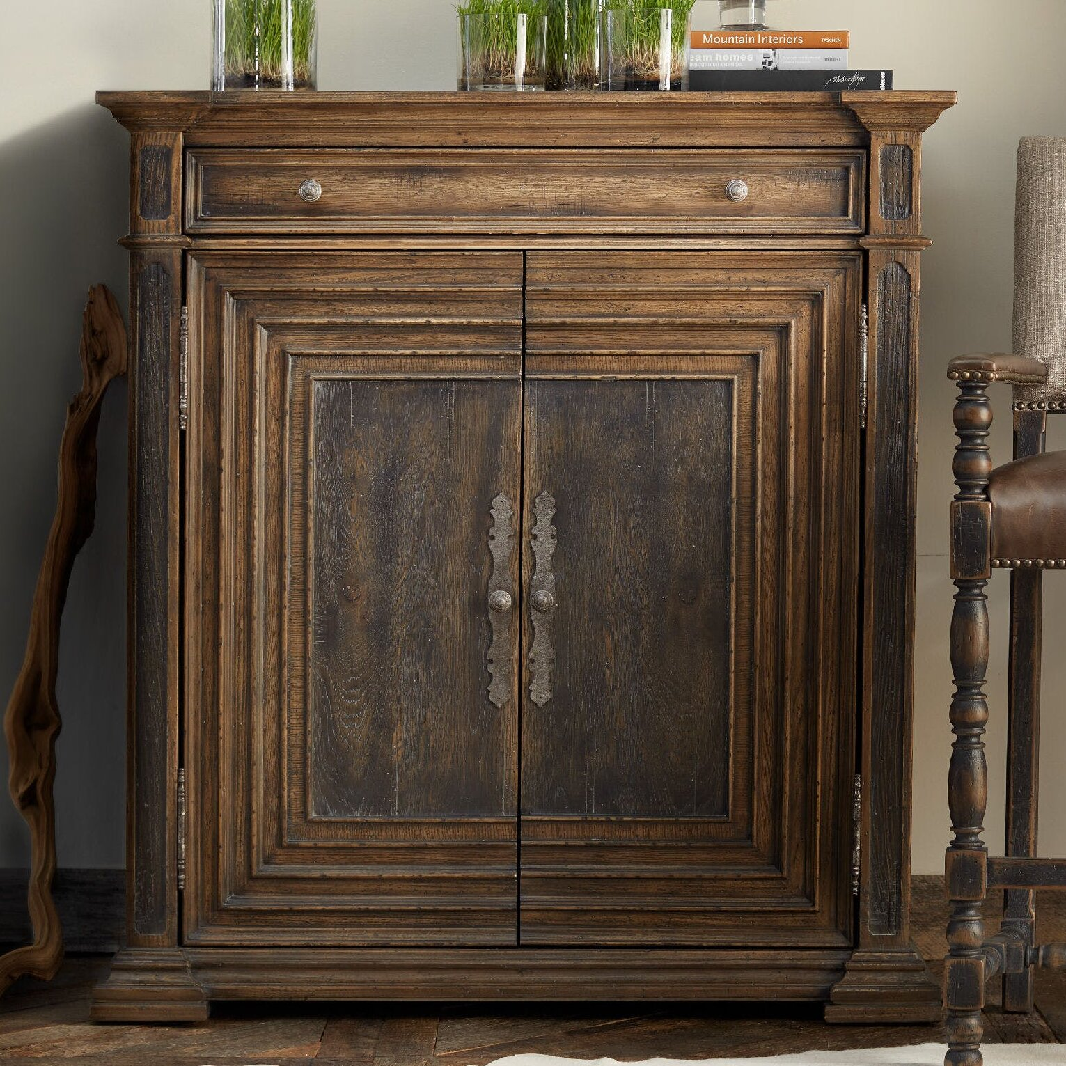 Hill Country Armoire Birch Lane