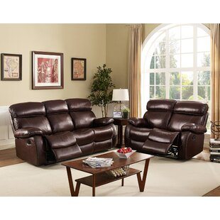 Red Barrel Studio Novoa Reclining Living Room Set