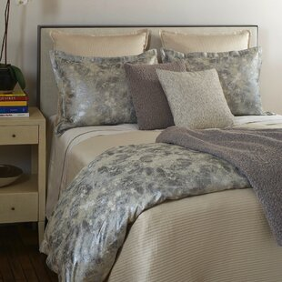 The Art of Home from Ann Gish Terrazzo 3 Piece Reversible Duvet Set
