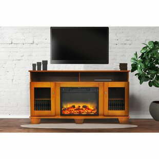 Ackermanville TV Stand for TVs up to 60 with Fireplace