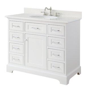 Aria 42 Single Bathroom Vanity Set By Kitchen Bath Collection