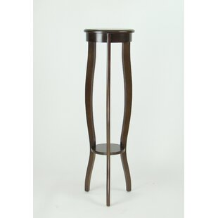 Timberlake Pedestal End Table